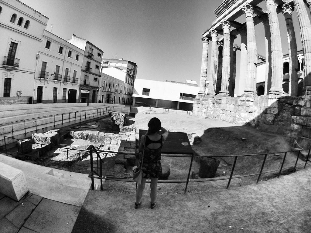 Templo de Diana_intervención_José María Sánchez III
