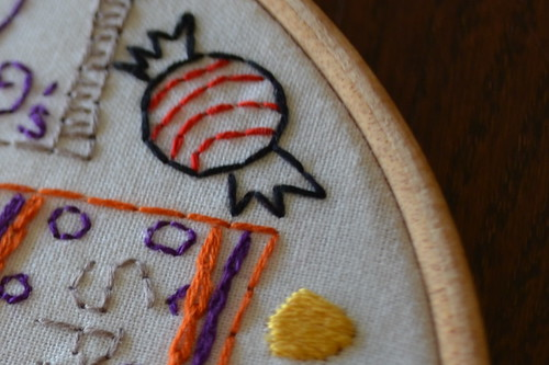 Red Letter Day Stitch Sneak Peek