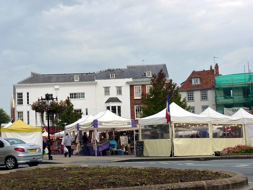 The French at Home Market - Abingdon