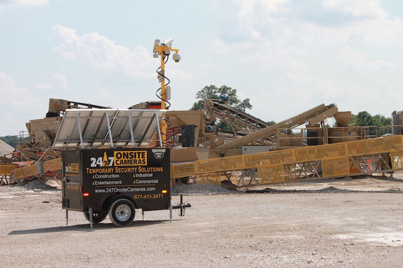 Mobile Camera Systems Offer Security for Your Construction Site ...