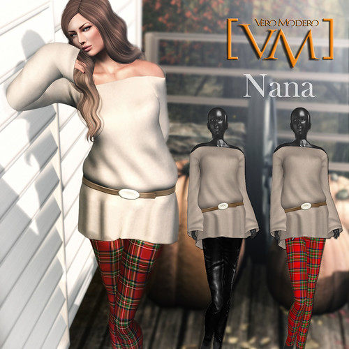 [VM] VERO MODERO Nana Sets Patterns