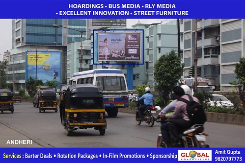 Global Advertisers - Outdoor Advertsing in Mumbai