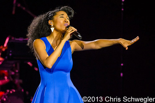 Judith Hill – 10-24-13 – In The Round Tour, The Palace Of Auburn Hills, Auburn Hills, MI