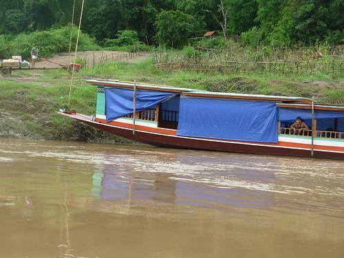 Luang Prabang-Pakbeng-Bateau (31)