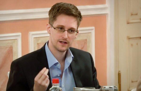 Эдвард Сноуден ВКонтакте