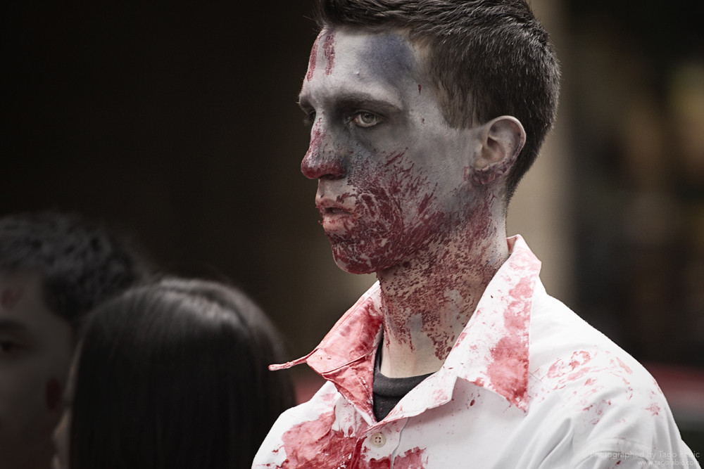 Sydney Zombie Walk 4