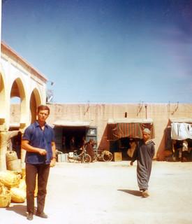 Maroc juillet 1964 Tiznit