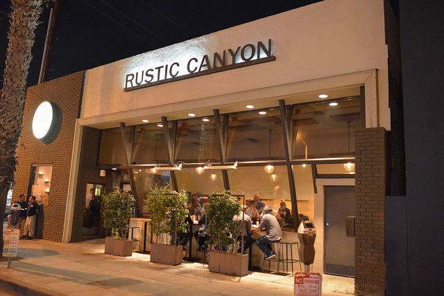 10815075003 073a94160f z David Kinch @ Rustic Canyon (Santa Monica, CA)