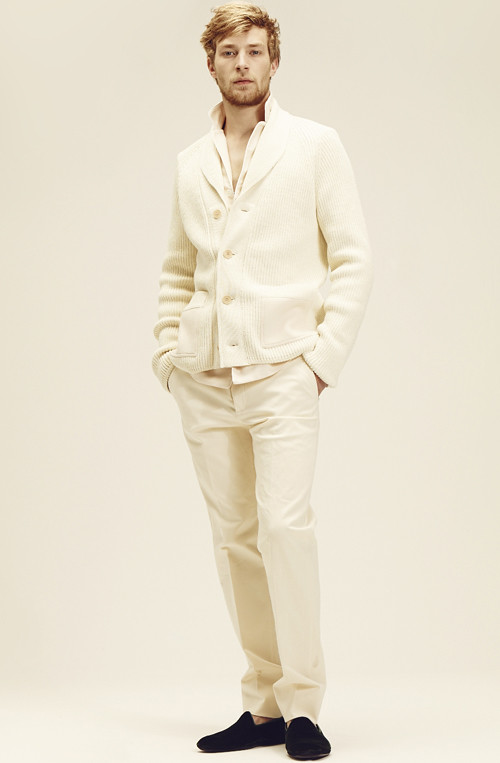 BOTTEGA VENETA  2014 CRUISE MENS COLLECTION002_Kim Fabian von Dall'armi