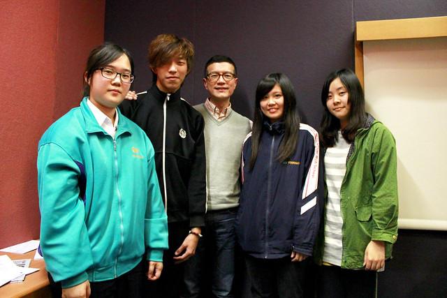 日韓偶像狂掃亞洲,高中生與偶像熱潮的火花