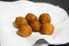 corn-cheese balls