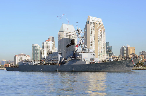 USS Stockdale, USS William P. Lawrence to Host POW/MIA Day Ceremony at Naval Base San Diego