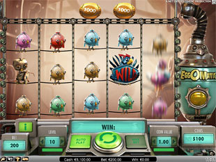 EggOMatic slot game online review