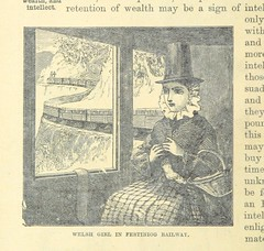 """British Library digitised image from page 60 of """"The World's Inhabitants; or, Mankind, animals & plants ... With ... illustrations, etc"""""""