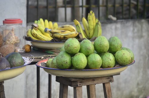 Nigerian fruits in season