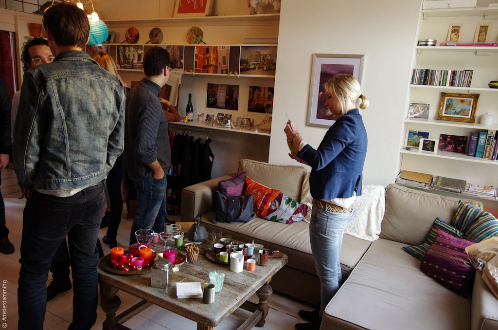 Haarlem, Christmas Pop-up Shopping