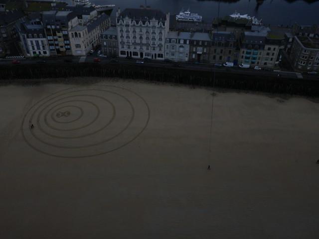session KAP de Sand Art à Saint Malo 11453611704_1724eebf86_z