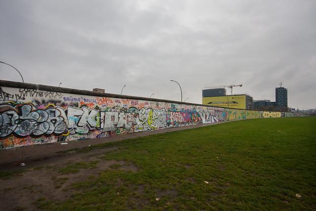 East Side Gallery (Berlin Wall), Berlin