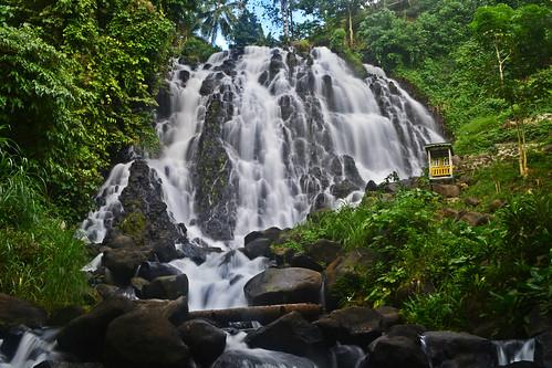 Mimbalut Falls Iligan City