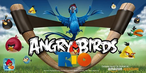 Angry Birds Rio to receive four free episodes