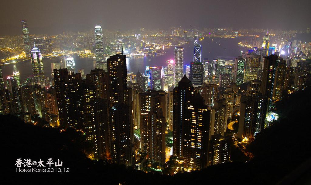 [香港]旅遊、建築、X'MAS
