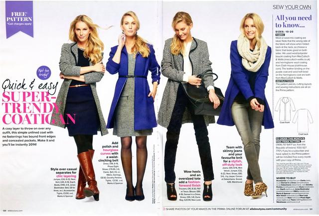Prima Magazine - Pattern, February 2014 (02)