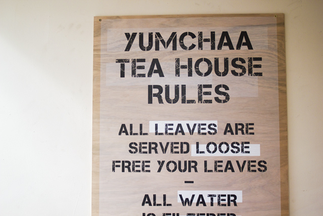 Yumchaa teas London