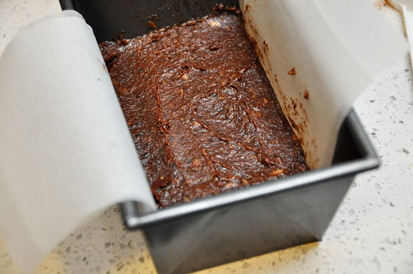 Raw Energy Bar Recipe | www.fussfreecooking.com