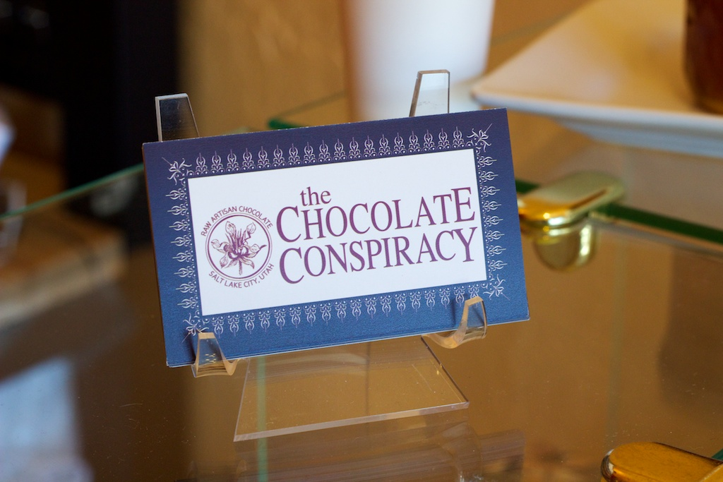 The Chocolate Conspiracy Business Card