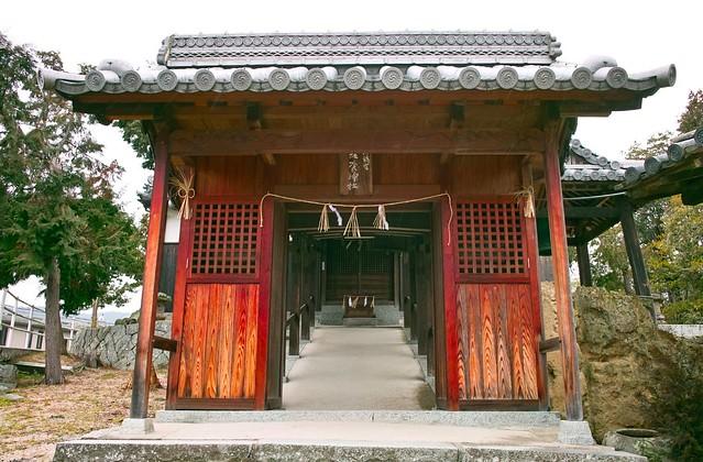 鯉喰神社 #5