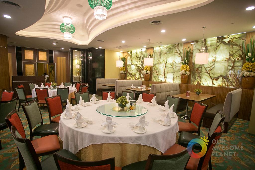 Jade Garden Chinese Restaurant In Manila First Look