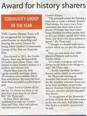 Gawler History Team Bunyip 22Jan2014 001