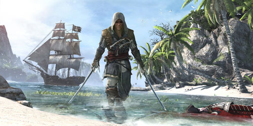 Assassin's Creed 4 PS4 version gets a patch