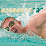 2014-02-02 -- Swimming & Diving vs. Millikin
