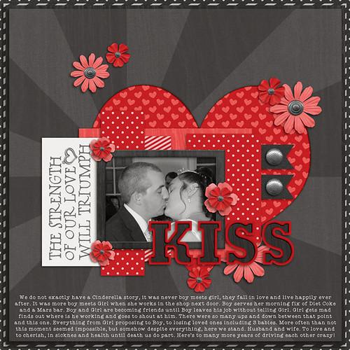 Kiss by Lukasmummy