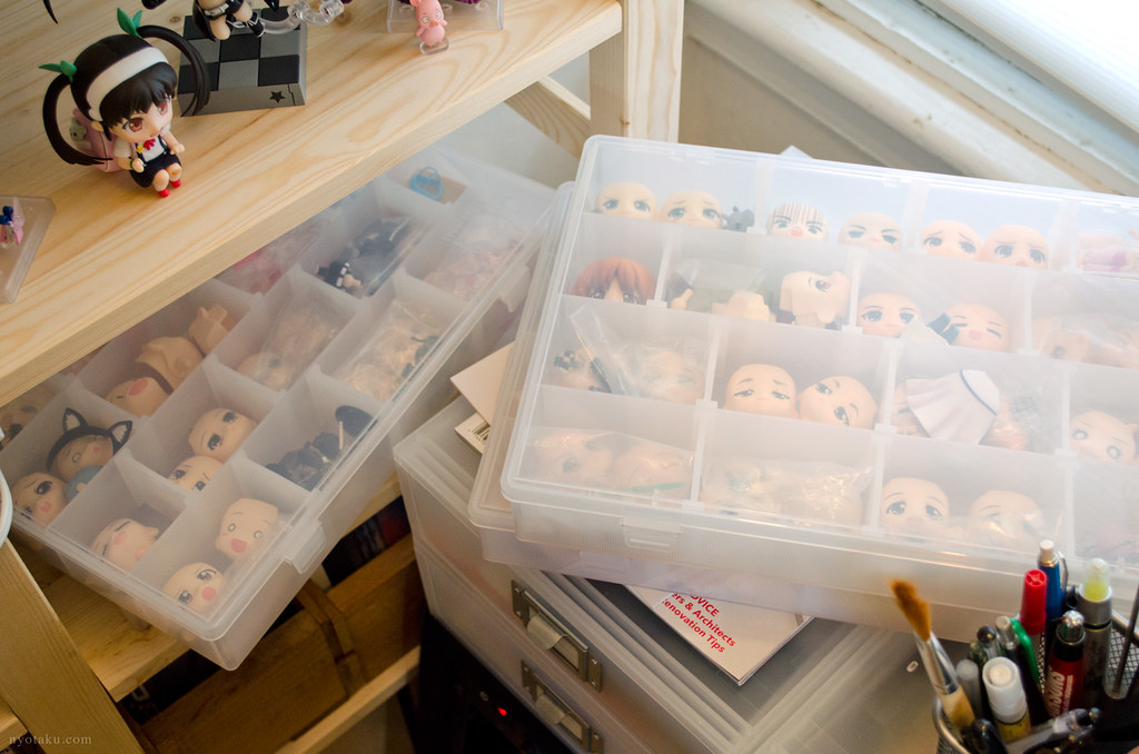 Nendoroid Storage Containers