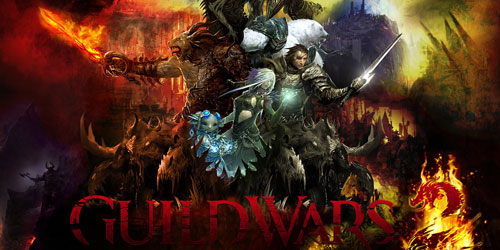 Guild Wars 2 closed beta out in China, March 11