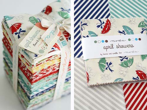 April Showers by Bonnie and Camille for Moda Fabrics