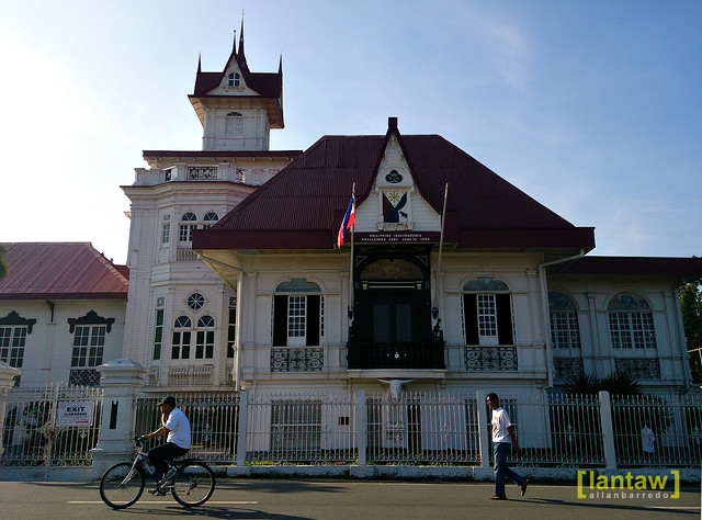 Aguinaldo Shrine Facade