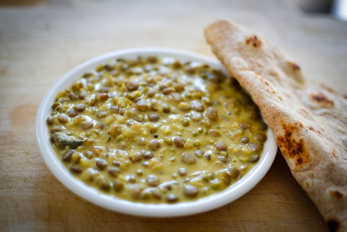 Moong bean dhal by urvashi roe