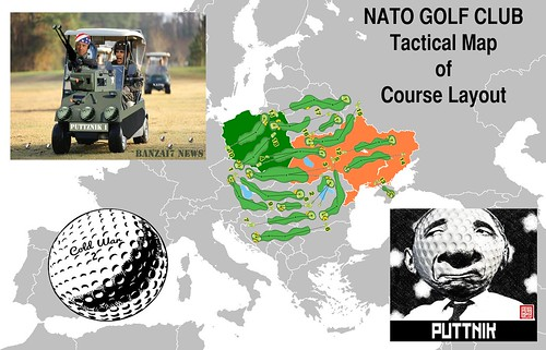 NATO GOLF CLUB by WilliamBanzai7/Colonel Flick