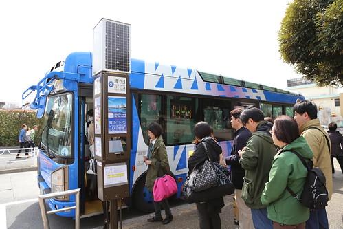 上野公園ースカイツリーバス