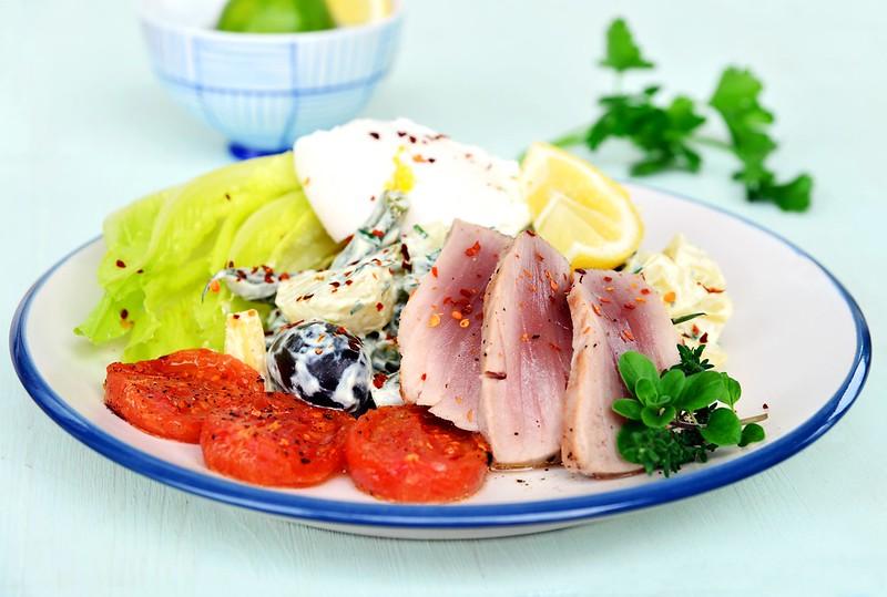 Gaba - nizzai saláta