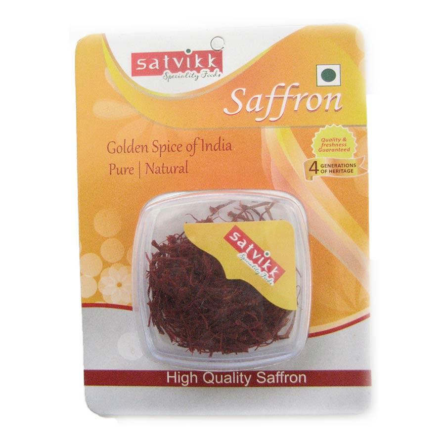 Satvikk Pure Saffron 1 Gm