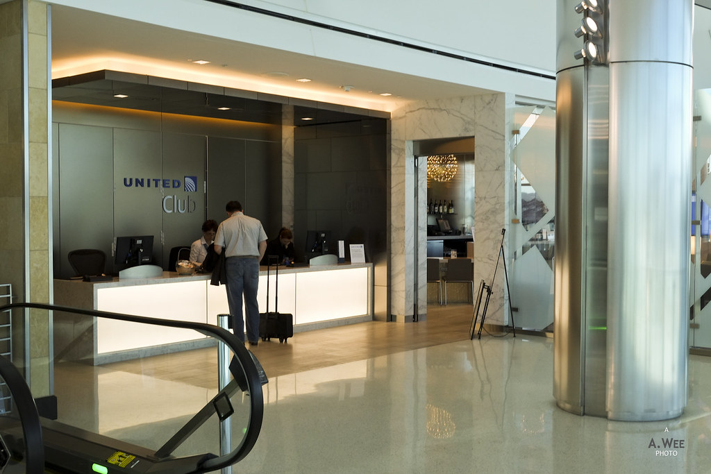 Reception at the United Club