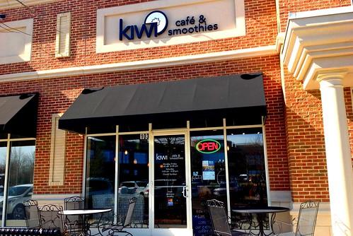 Kiwi Cafe Raleigh 1