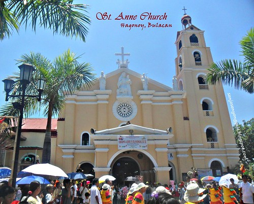 Hagonoy Church