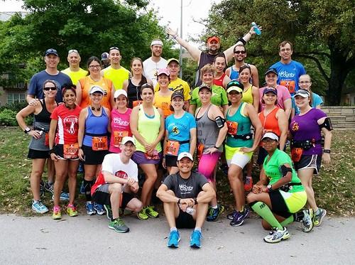 Race Recap: Austin 10/20