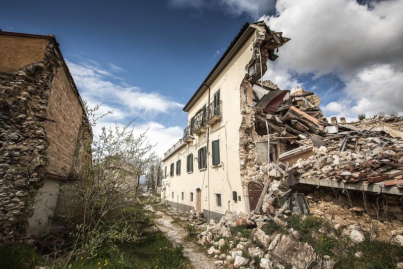 Finanziamenti terremoto
