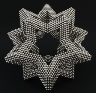Solid Edge Star Dodecahedron